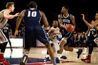 Game Action - Liberty 2016 Men's Basketball
