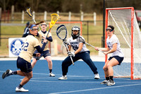Game Action - Navy 2016 Women's Lacrosse