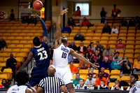 Game Action - Charleston Southern 2016 Men's Basketball Tournament