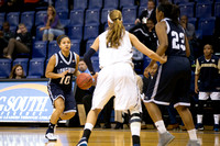 Game Action - Charleston Southern (Tourney) 2016 Women's Basketball
