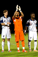 Game Action - Campbell 2014 Men's Soccer
