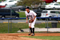 Game Action - Presbyterian 2014 Baseball