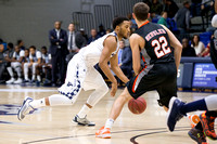 Game Action - Campbell 2016 Men's Basketball