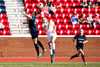Game Action - Liberty 2014 Women's Soccer