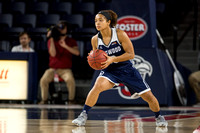 Game Action - Liberty 2017 Women's Basketball