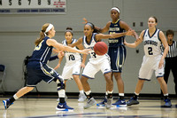 Game Action - Charleston Southern 2015 Women's Basketball