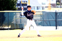 Game Action - Canisius 2013 Baseball