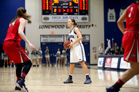 Game Action - Liberty 2016 Women's Basketball